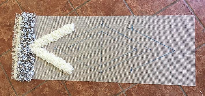 Diy Tutorial With The Best Yarn For Fluffy Pom Pom Rug Hungarican