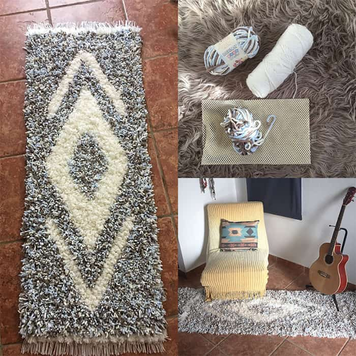Fluffy Pom Rug Diy With The Best