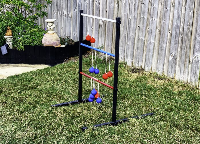 backyard summer games