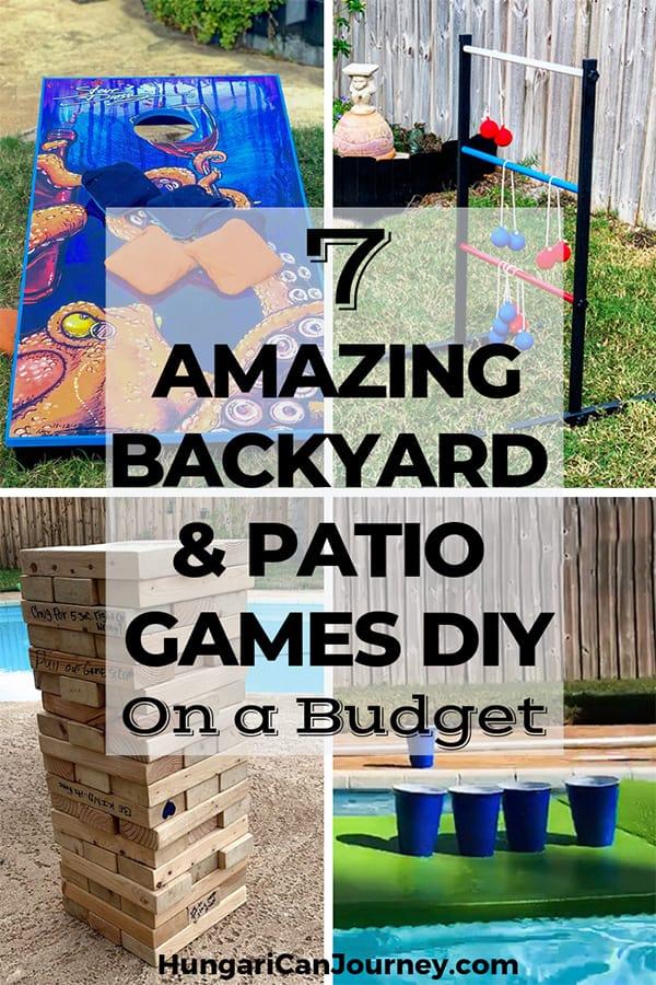 fun backyard picnic games for seniors