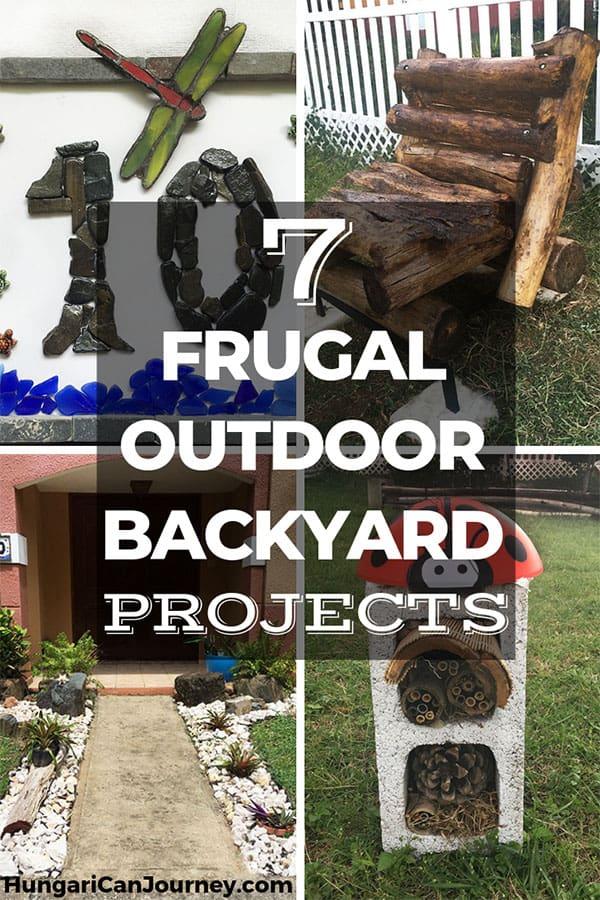 Backyard DIY Ideas on a budget
