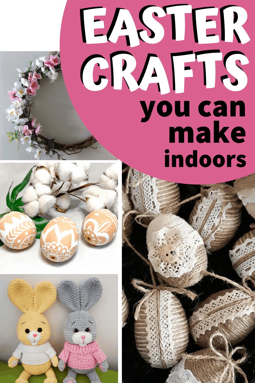 Easy Easter DIy crafts for kids
