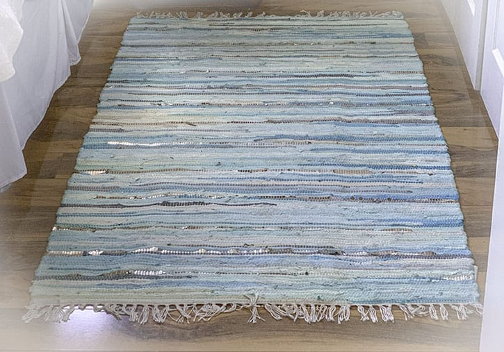 beached themed rug runners