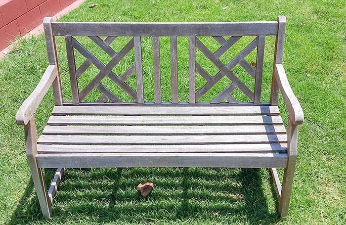 diy mudroom bench