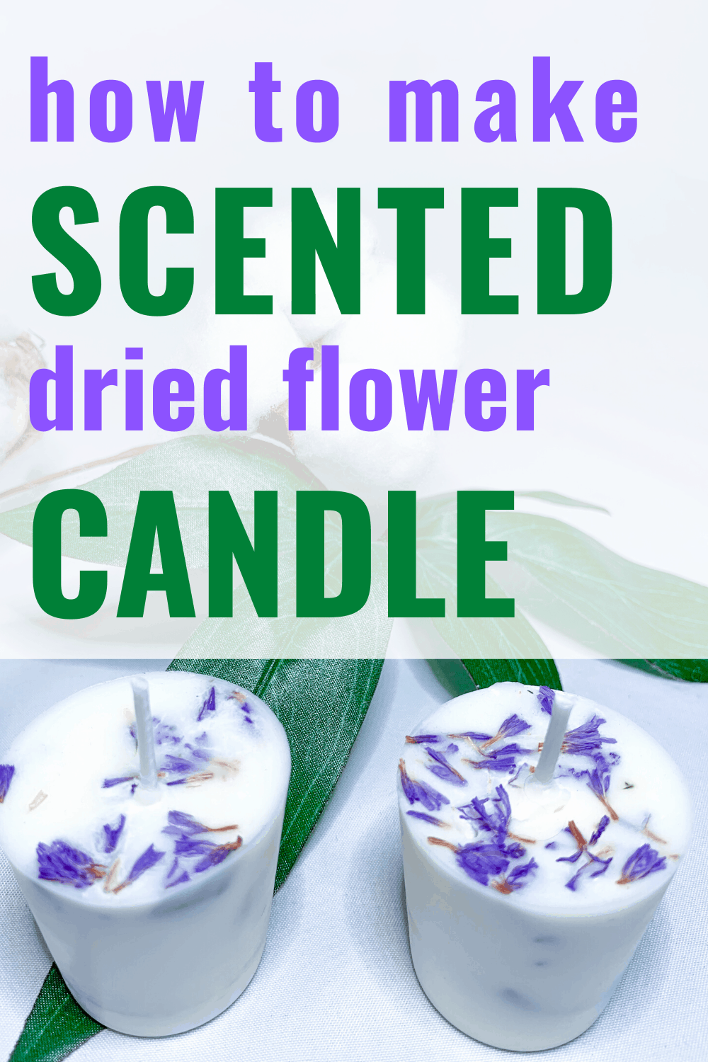 can you put essential oil in candles