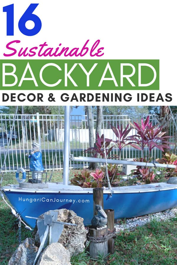 sustainable living diy projects