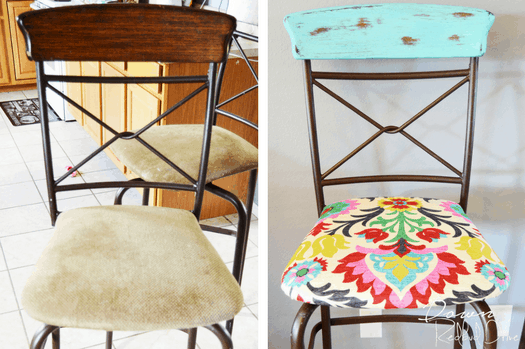 thrift store makeovers before and after