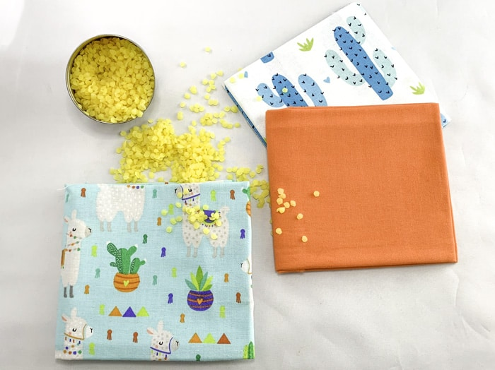 diy beeswax wraps without rosin