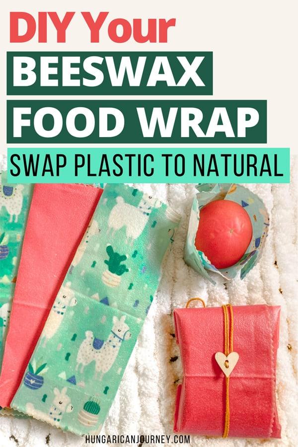 diy organic beeswax wraps