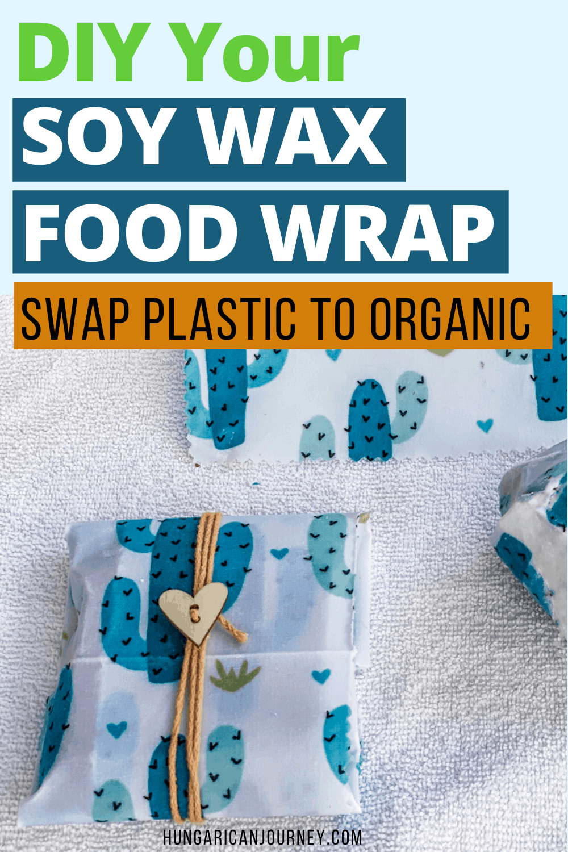 waxed cloth food storage