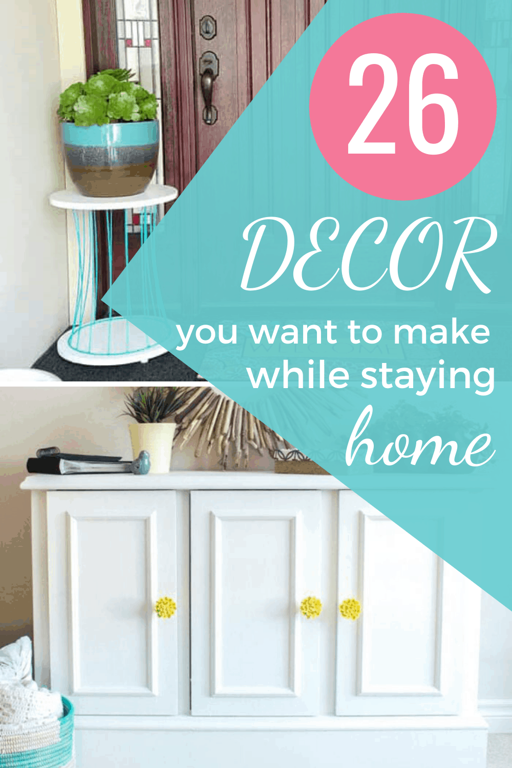 easy DIY projects for the home