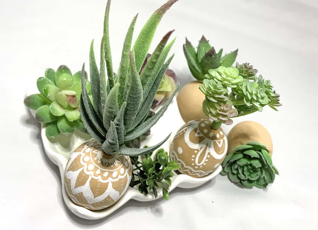 clay pot painting designs