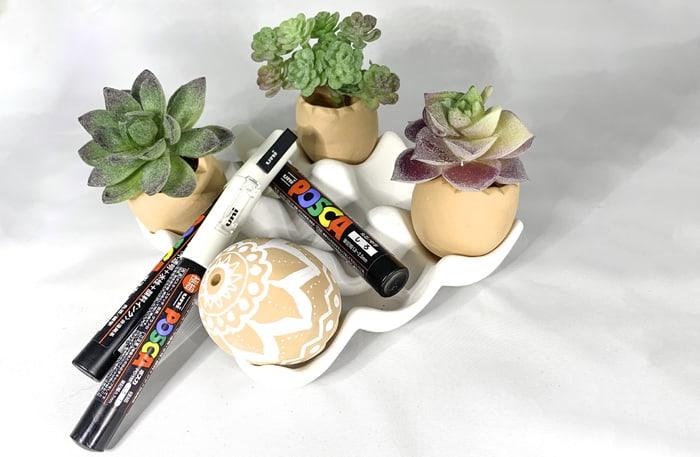 pot decoration ideas with paint