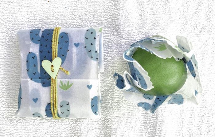 how to make wax wraps