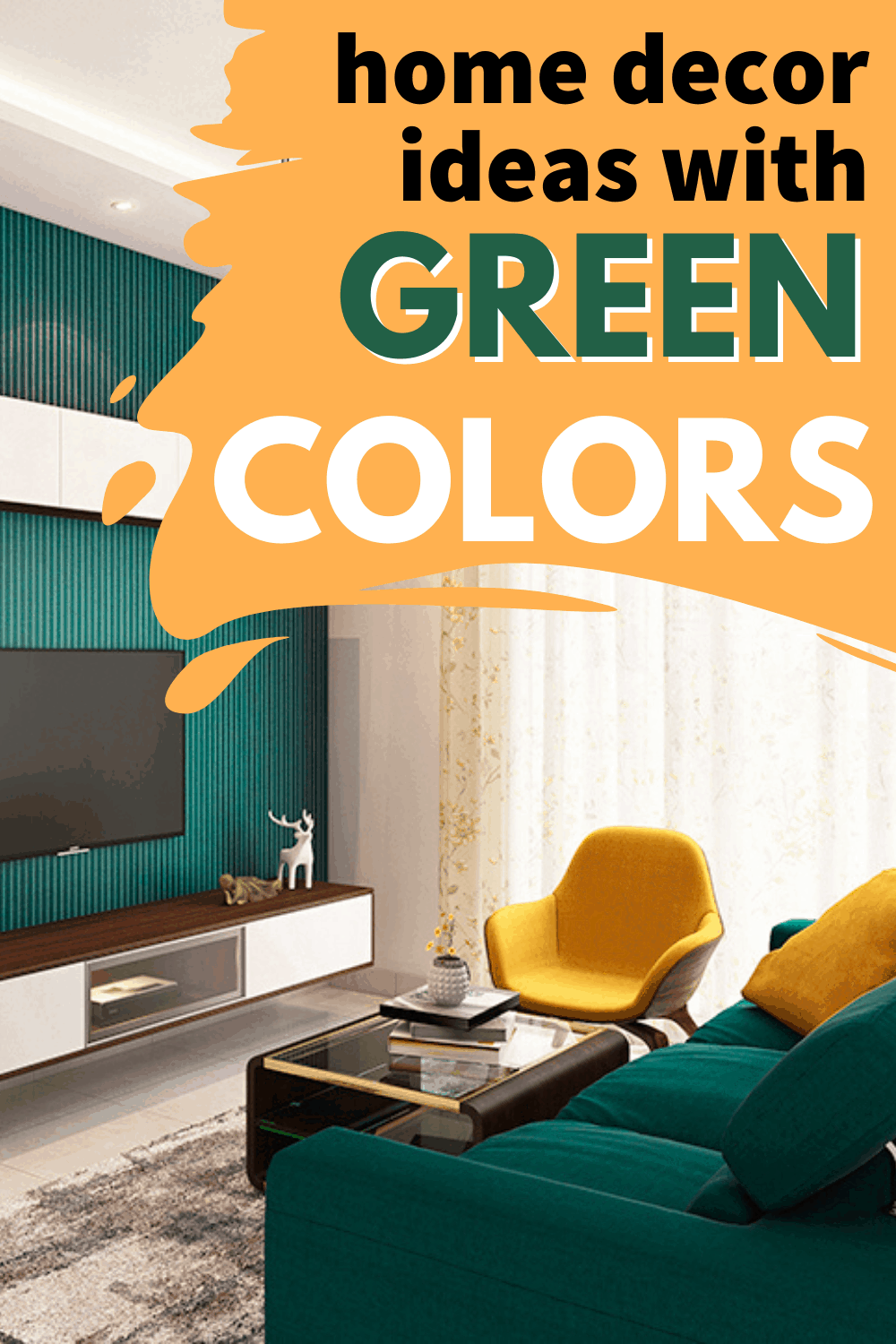 paint colors of green