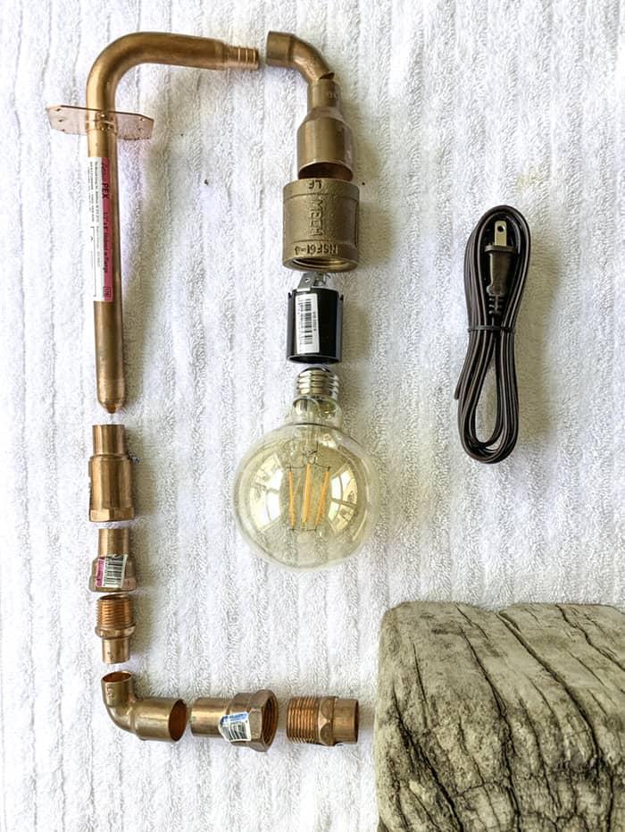 copper pipe design ideas