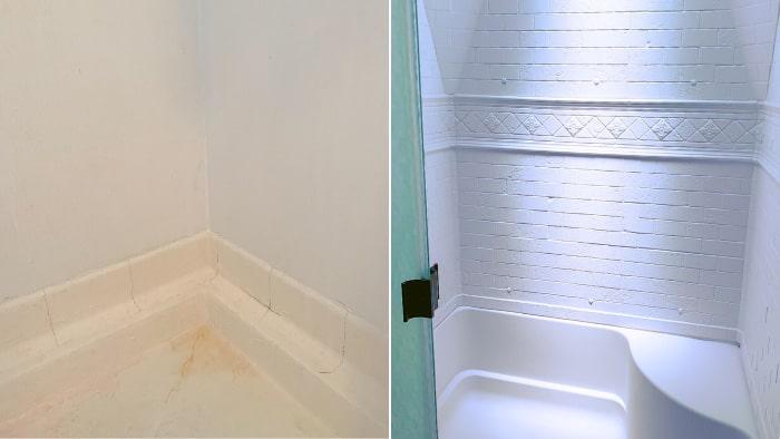 cheap shower ideas