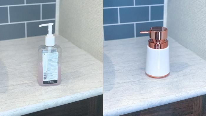 soap dispensers for bathroom remodeling