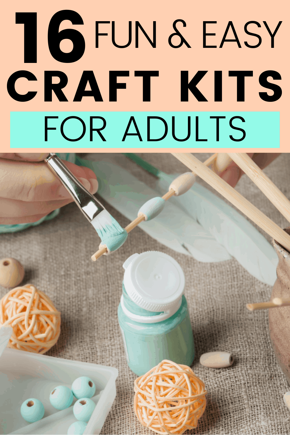 easy craft project kits