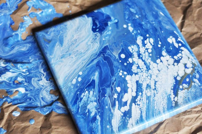 fun painting craft for adults