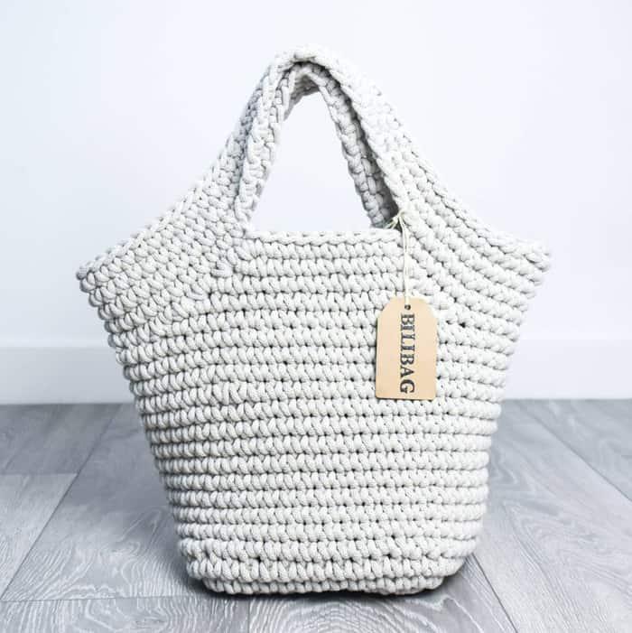 crochet bag craft kit