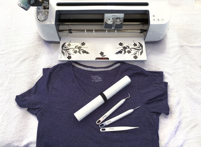 can you make t shirts with cricut